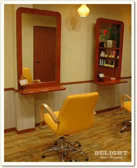 DELIGHT Hair Dressing